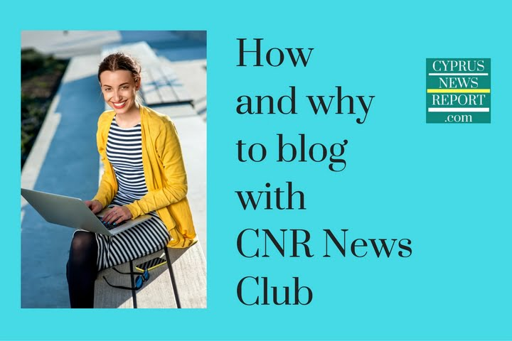 how and why to blog with cnr news club
