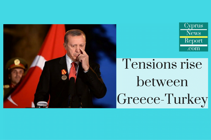 tensions greece turkey