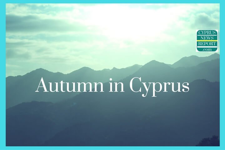 autumn in cyprus