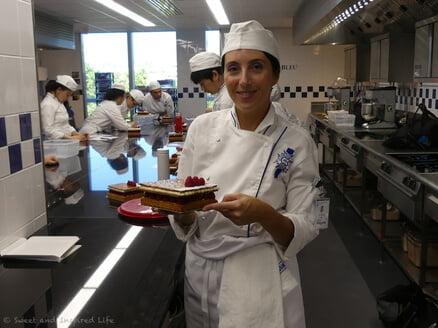sandrine orban cordon bleu chef