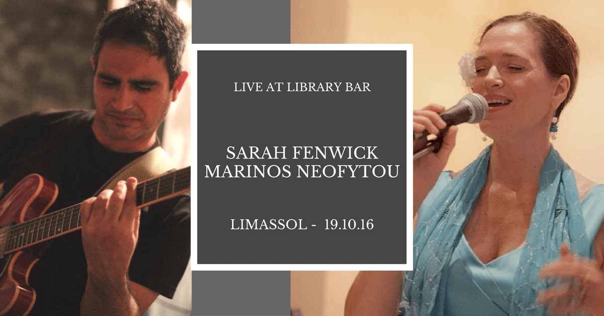 sarah fenwick jazz singer